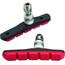 Jagwire Mountain Sport Bremsebelægninger rød/sort